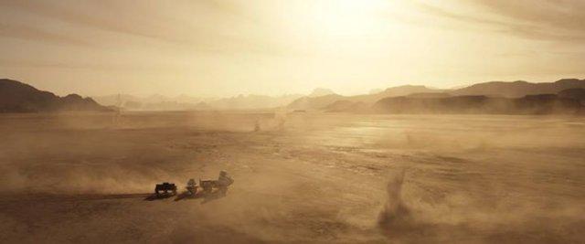Sopravvissuto - The Martian immagine 166228