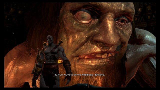 God of War III Remastered immagine 159242