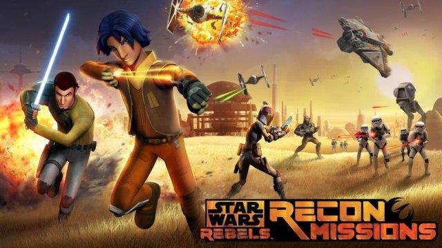 Star Wars Rebels: Recon Missions immagine 147619