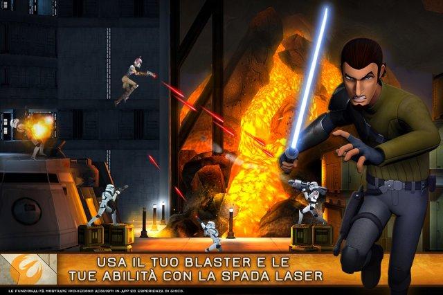 Star Wars Rebels: Recon Missions immagine 147622