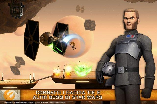 Star Wars Rebels: Recon Missions immagine 147625