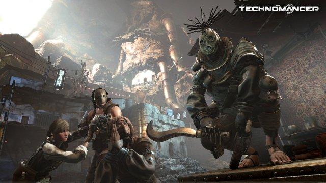 The Technomancer - Immagine 148551