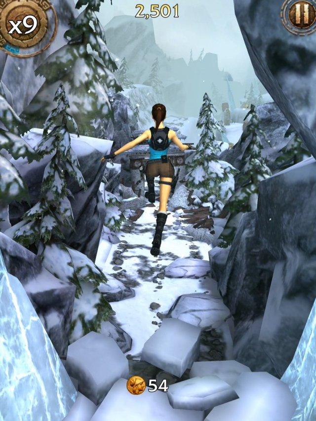 Lara Croft: Relic Run immagine 167013