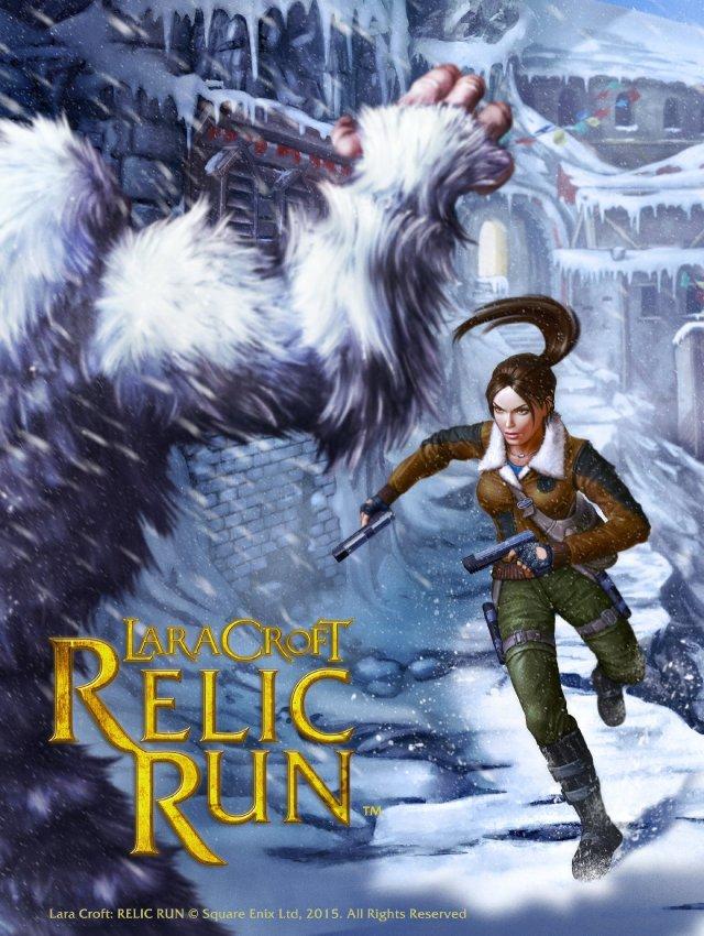 Lara Croft: Relic Run immagine 167022