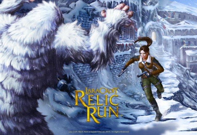 Lara Croft: Relic Run immagine 167025