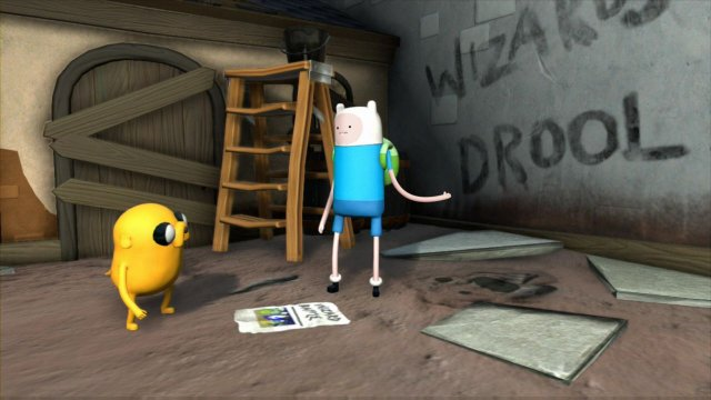Adventure Time: Finn e Jake Detective immagine 149956