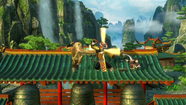 Kung Fu Panda: Scontro Finale delle Leggende Leggendarie immagine 151094