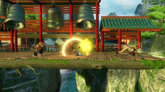 Kung Fu Panda: Scontro Finale delle Leggende Leggendarie immagine 151101