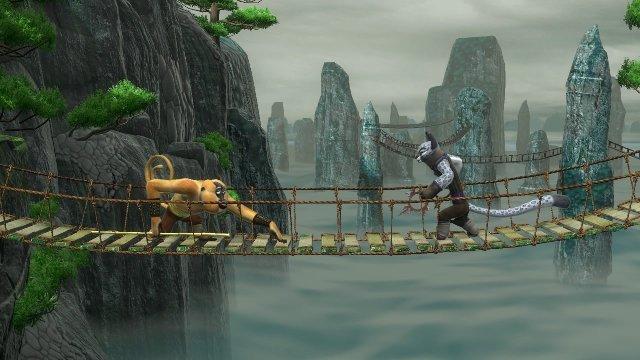 Kung Fu Panda: Scontro Finale delle Leggende Leggendarie immagine 151112