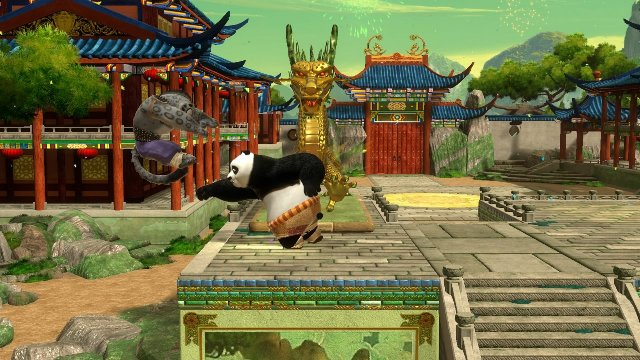 Kung Fu Panda: Scontro Finale delle Leggende Leggendarie immagine 151115
