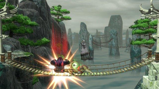 Kung Fu Panda: Scontro Finale delle Leggende Leggendarie immagine 151122