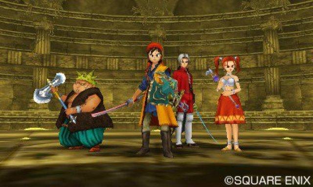 Dragon Quest VIII: L'Odissea del Re Maledetto - Immagine 162159