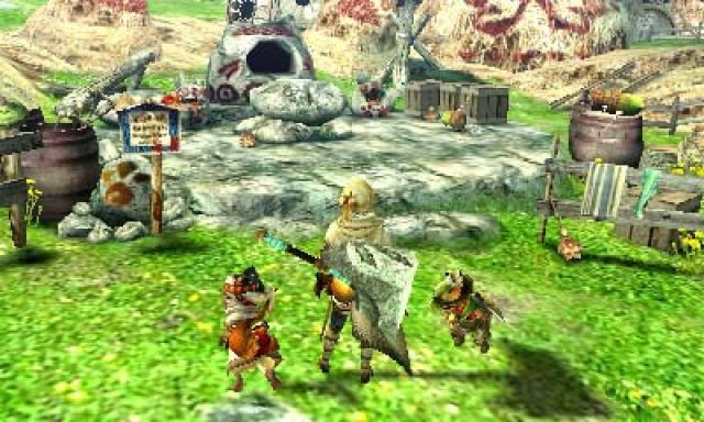 Monster Hunter Generations - Immagine 159531