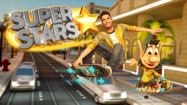Ronaldo: SuperStar Skater immagine 154695