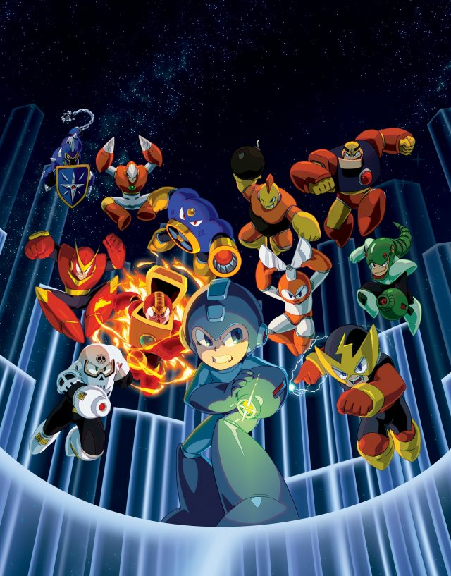 Mega Man Legacy Collection immagine 155140