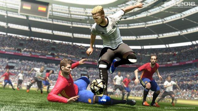 Pro Evolution Soccer 2016 - Immagine 170875