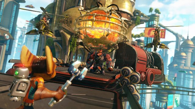 Ratchet & Clank (PS4) immagine 155333