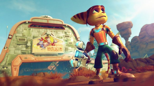 Ratchet & Clank (PS4) immagine 155336