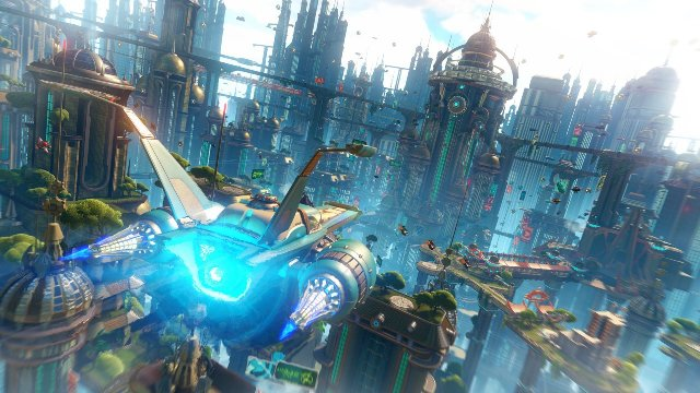Ratchet & Clank (PS4) immagine 155337