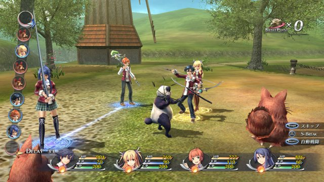 The Legend of Heroes: Trails of Cold Steel immagine 155534