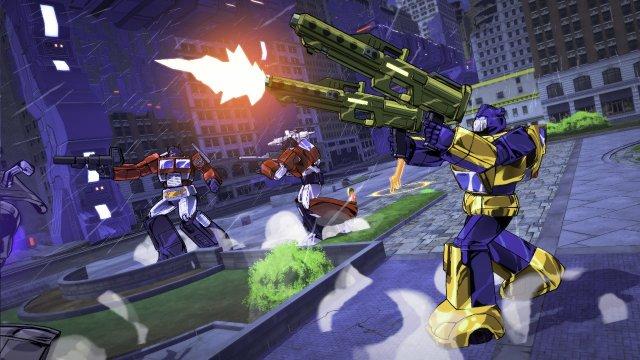 Transformers: Devastation immagine 169698