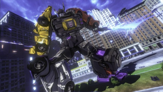 Transformers: Devastation immagine 169728