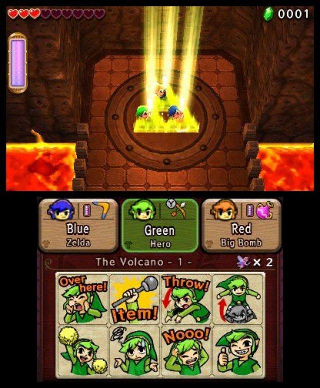 The Legend of Zelda: Triforce Heroes immagine 156864