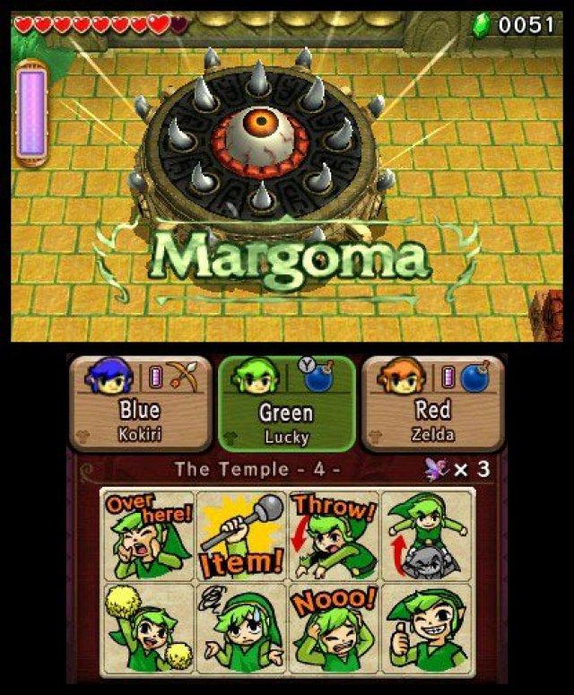 The Legend of Zelda: Triforce Heroes immagine 156865