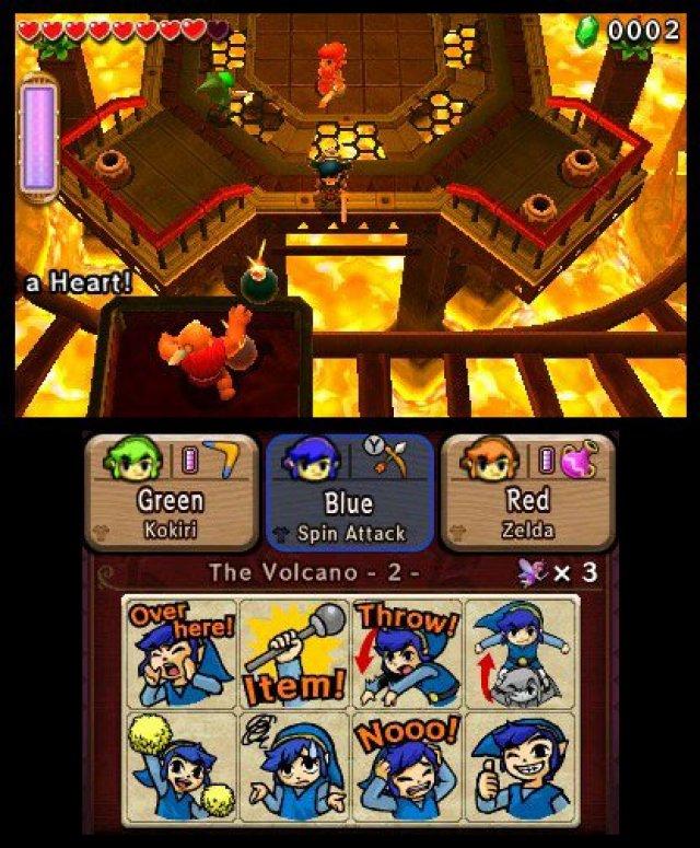 The Legend of Zelda: Triforce Heroes immagine 156866
