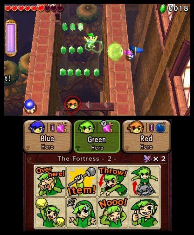 The Legend of Zelda: Triforce Heroes immagine 156867