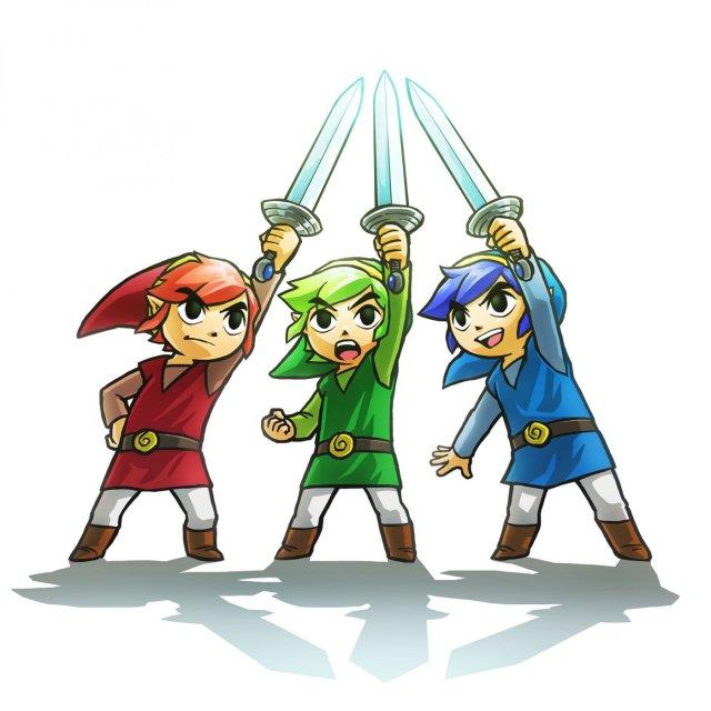 The Legend of Zelda: Triforce Heroes immagine 156868