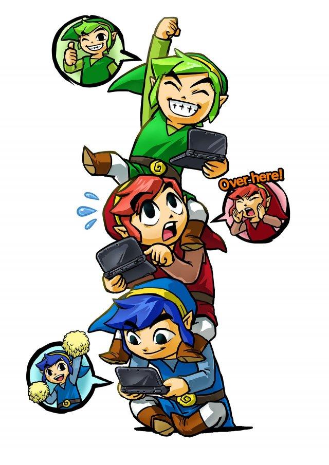 The Legend of Zelda: Triforce Heroes immagine 156869