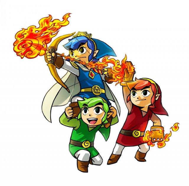 The Legend of Zelda: Triforce Heroes immagine 156870