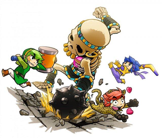 The Legend of Zelda: Triforce Heroes immagine 156871