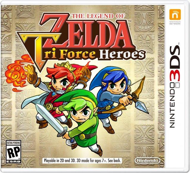 The Legend of Zelda: Triforce Heroes immagine 157360