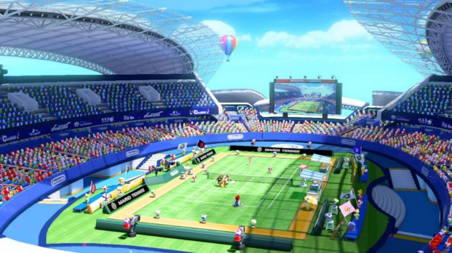 Mario Tennis: Ultra Smash - Immagine 156743