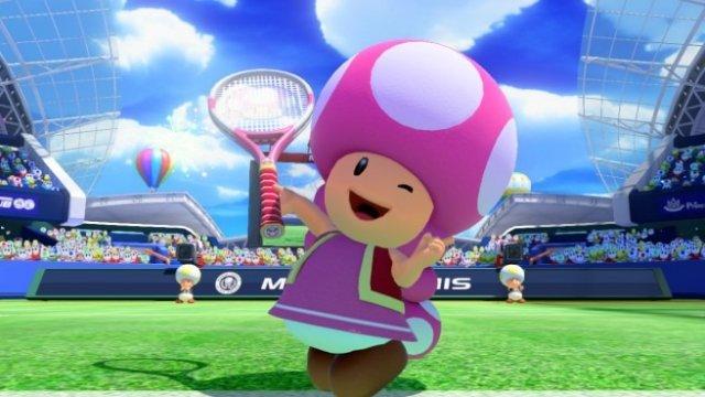 Mario Tennis: Ultra Smash - Immagine 168752
