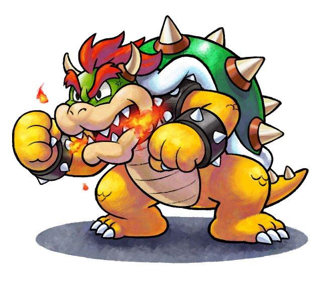 Mario & Luigi: Paper Jam Bros. immagine 167044