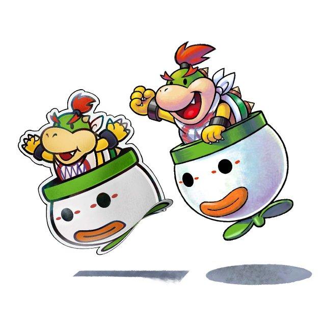 Mario & Luigi: Paper Jam Bros. immagine 167045