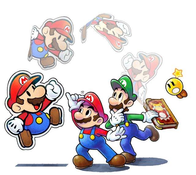 Mario & Luigi: Paper Jam Bros. immagine 167048