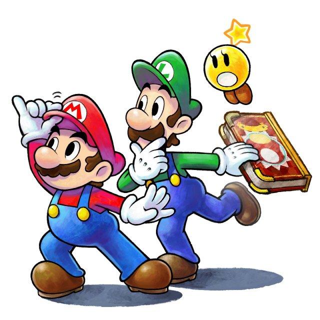 Mario & Luigi: Paper Jam Bros. immagine 167049