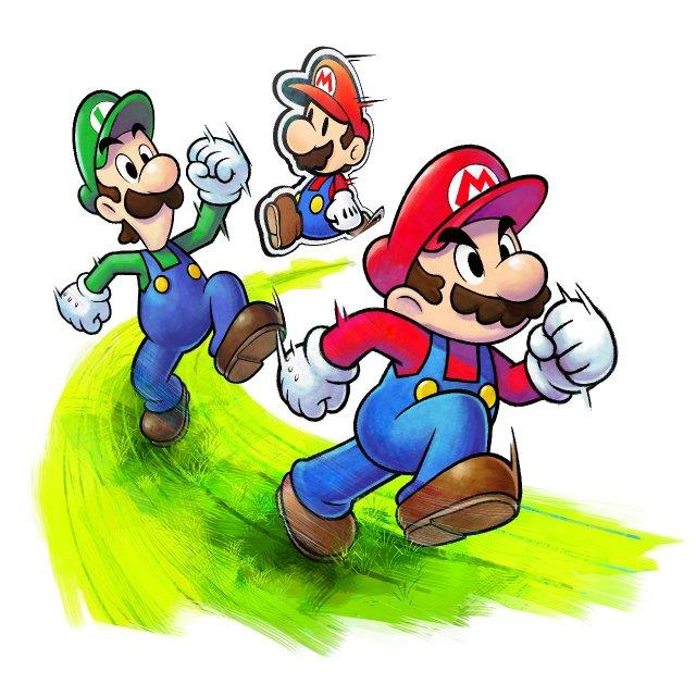 Mario & Luigi: Paper Jam Bros. immagine 167050