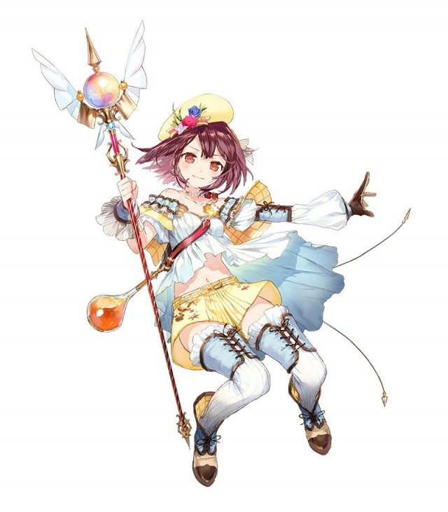 Atelier Sophie: The Alchemist of the Mysterious Book - Immagine 159551