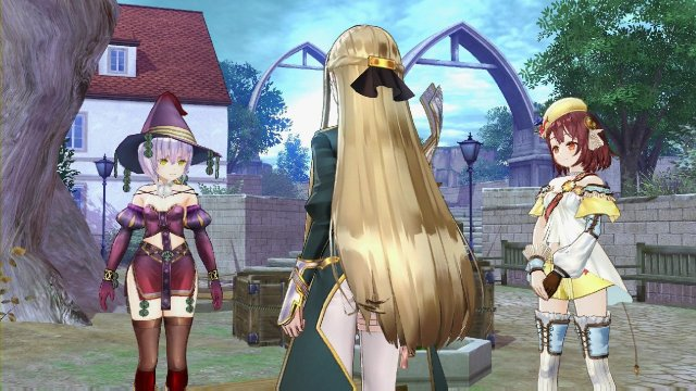 Atelier Sophie: The Alchemist of the Mysterious Book - Immagine 159632