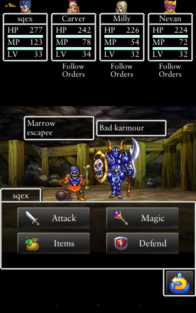 Dragon Quest VI: Realms of Revelation immagine 157853