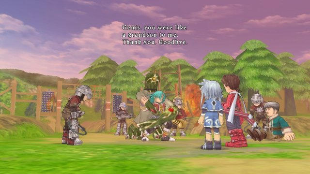 Tales of Symphonia HD - Immagine 158245