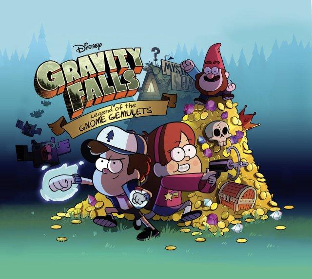 Gravity Falls: La Leggenda dei Gemuleti Gnomi immagine 158890