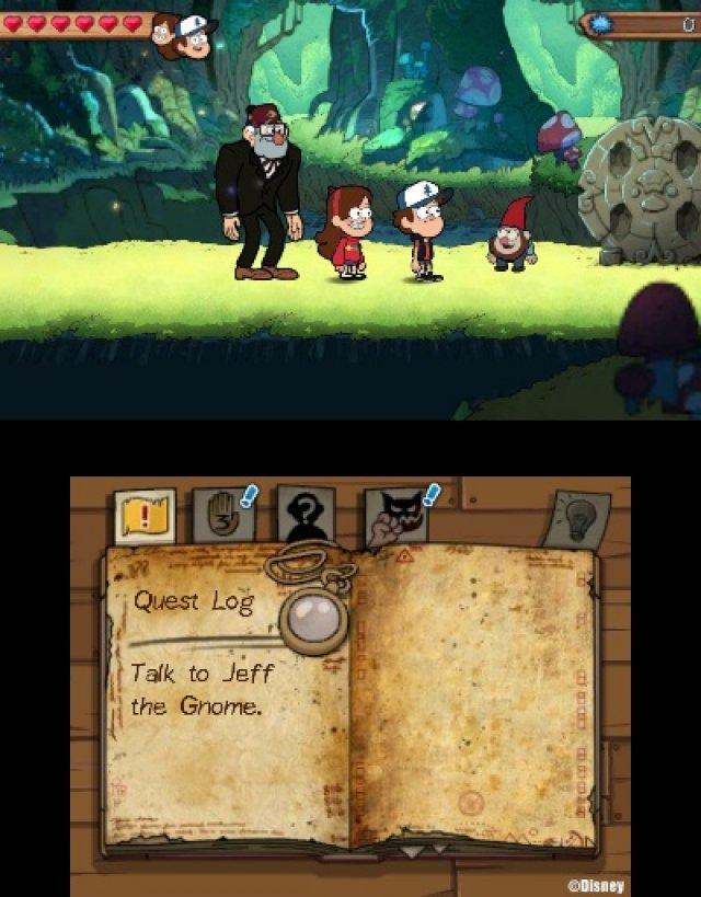 Gravity Falls: La Leggenda dei Gemuleti Gnomi immagine 158891