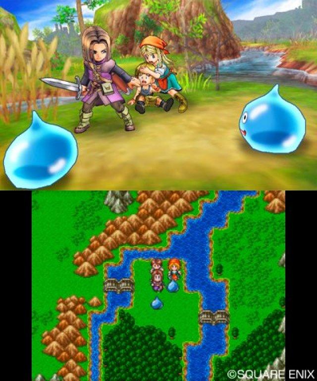 Dragon Quest XI:Echi di un'era perduta immagine 161815