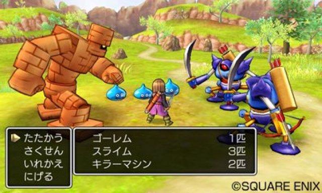 Dragon Quest XI:Echi di un'era perduta immagine 161817